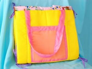 готовая сумка-коврик