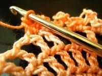 Вязание крючком пляжной туники