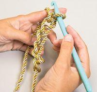 Вязание пляжных туник крючком