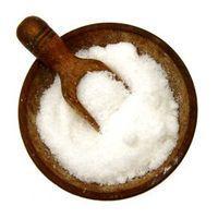 Скраб для головы из соли