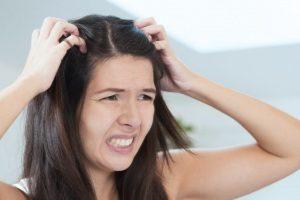 волдыри на голове в волосах