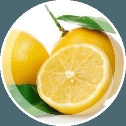Сок лимона с уксусом