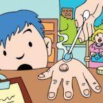 бородавки на руках у детей