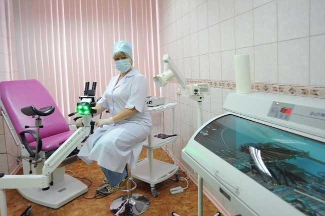 как удаляют бородавки в больнице